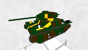 五式軽戦車 ケホ 履帯アリ