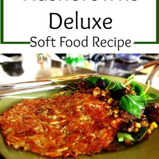 Hashbrowns Deluxe Soft Food