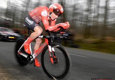 Soren Kragh Andersen boekt na twee etappes in de Tour de France nu ook etappewinst in BinckBank