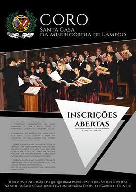 Misericórdia de Lamego cria primeiro coro em 500 anos de história