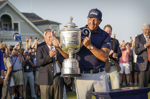 Winning, dreaming and giving make golf a beautiful game