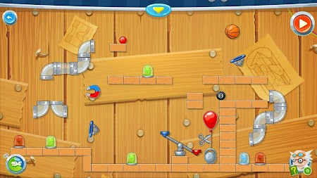 Rube's Lab - Physics Puzzle APK screenshot thumbnail 1
