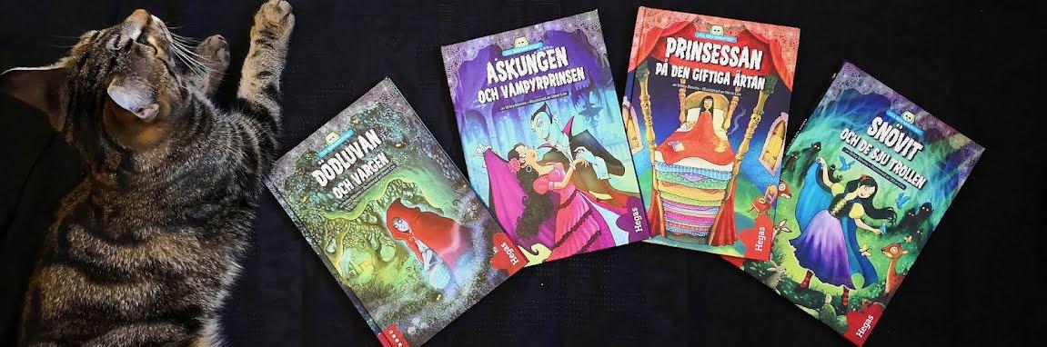 Hegas rekommenderar: Lilla Skräckbiblioteket