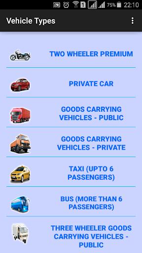 Motor Insurance Calculator 39.0 screenshots 2