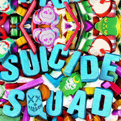Suicide Squad Wallpapers HD Slide Un Lock Screen