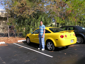 Photo: Our Rental Car