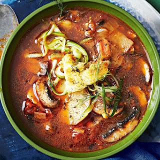 Cucumber Soup Mushrooms Recipes