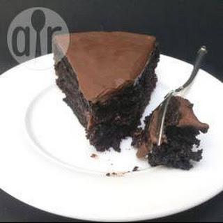 Vegan Chocolate Zucchini Cake Recipe