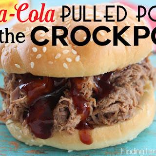 Crockpot Coca-Cola Pulled Pork.