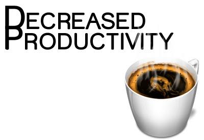 Decreased Productivity