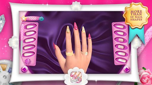 Fashion Nails 3D Girls Game screenshot 1