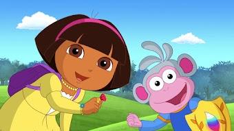 Dora rettet das Märchenland, Teil 2
