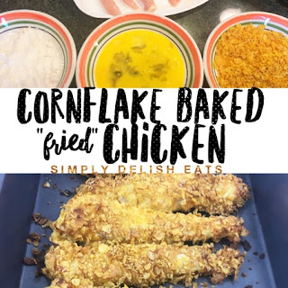 Cornflake Chicken Mayonnaise Recipes
