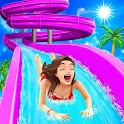 Water Slide Uphill Rush Adventure ⛐ icon