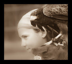 Photo: #SepiaSaturday curated by +Renee Stewart Jackson  #ChildrenSaturday curated by +Susan Southard   #eagles #animals #children  #PlusPhotoExtract
