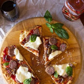 Boerewors Pizza