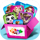 TutoPLAY Kinderspiele in einer App icon