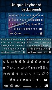 App New Khmer Keyboard 2020 APK for Windows Phone