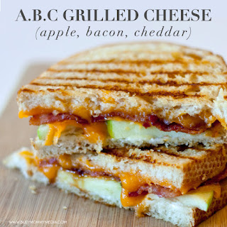 A.B.C Grilled Cheese