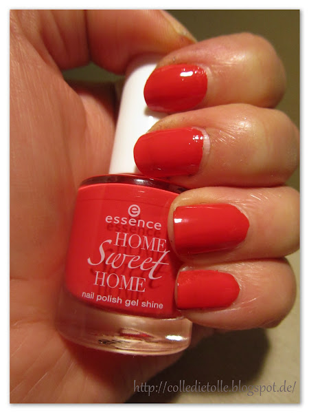 Photo: Essence Home Sweet Home LE - 02 RED-Y TO RELAX