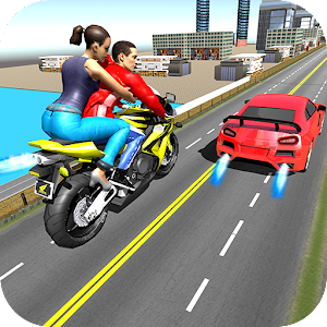 Furious City Bike Rider