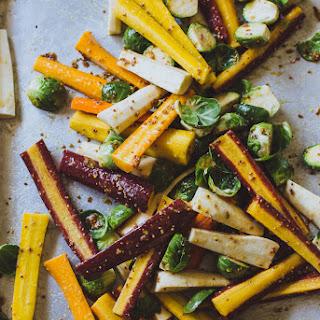 Maple Roasted Harvest Vegetables
