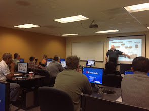 Photo: San Jose NetFlow Seminar has a full house!