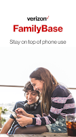 Screenshot of Verizon FamilyBase