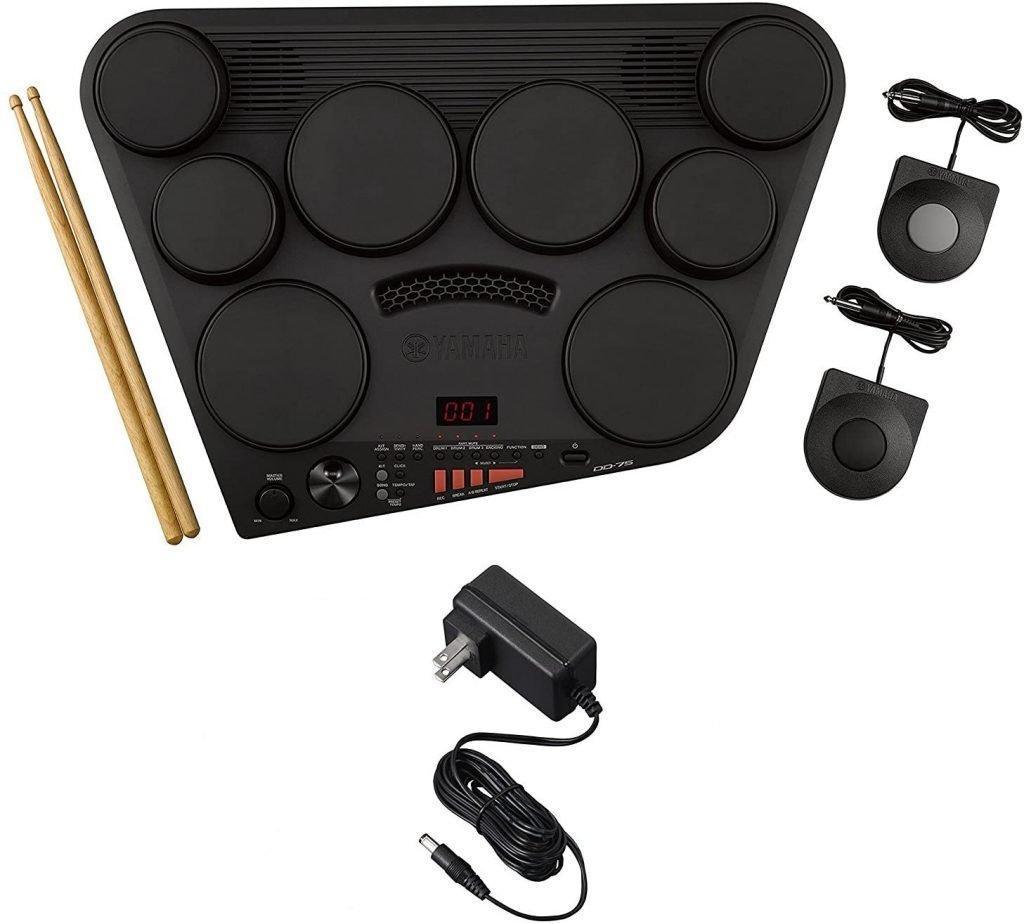 Yamaha Dd75ad Portable Digital Drums
