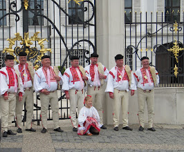 Photo: Day 65 - Outside the Presidential Palace in Bratislava #2
