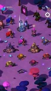 Swarm of Destiny: Fantasy World MOD (Unlimited Money) 5