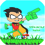 Superhero Titans Go Run Adventure Icon