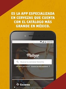 Maltapp - Your Beer App Screenshot
