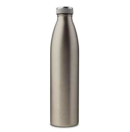 AYAIDA insulated drinking bottle Cool Grey, 500 ml