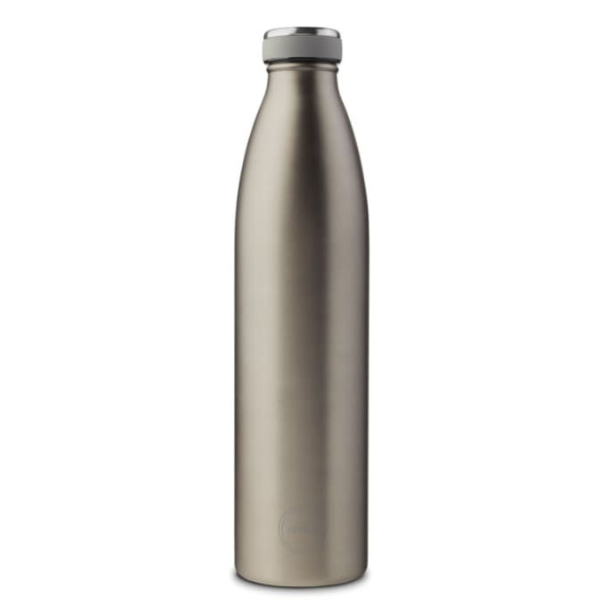 AYAIDA insulated drinking bottle Cool Grey, 500 ml