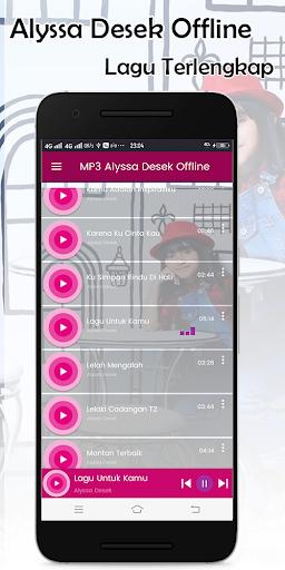 Lagu Alyssa Dezek Capturas de pantalla del álbum completo sin conexión 2