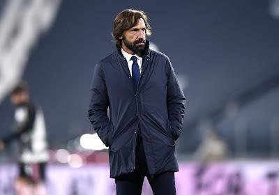 La Juventus a pris sa décision concernant Andrea Pirlo