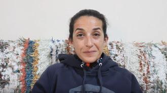 Patricia Ramírez, en un vídeo publicado este lunes