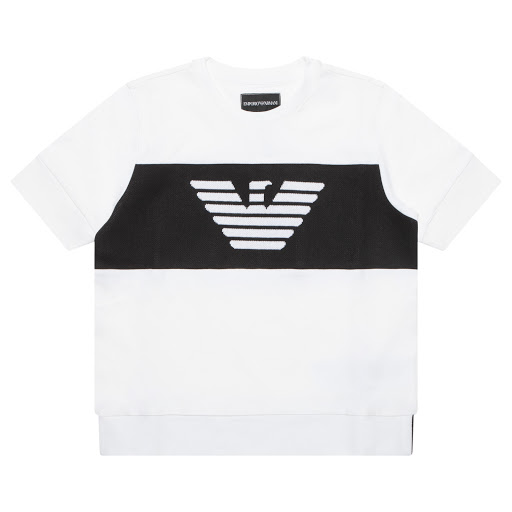 Primary image of Emporio Armani Cotton Logo T-shirt