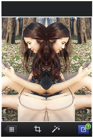 Mirror Effect Photo Editor