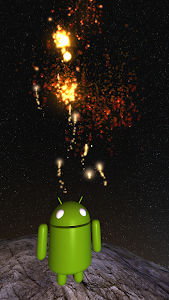 Fireworks VR Show on Cardboard screenshot 2