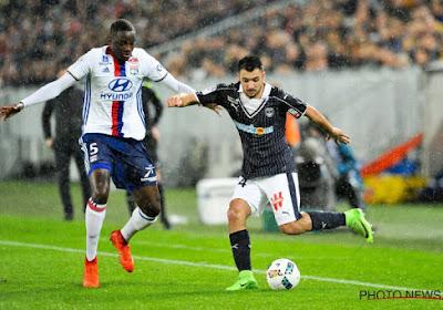 Lyon obtient un bon point à Bordeaux