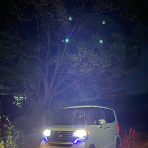 Nボックスカスタム JF2のカスタム事例画像 ayu__さんの2021年10月18日21:14の投稿