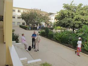 Photo: Sn3S0014-Dakar Pouponnière, cour intérieure, -13 sœurs 11 nationalités- IMG_0055