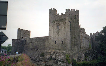Photo: hrad Cahir