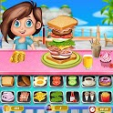 Club Sandwich Cafe: Cooking Fast Food Restaurant icon
