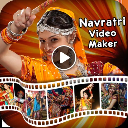 Navratri Video Maker