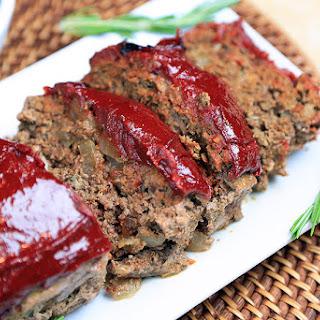 Grain Free Meatloaf
