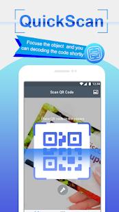 Hawk QR Scanner - Barcode code Reader & Generator - náhled