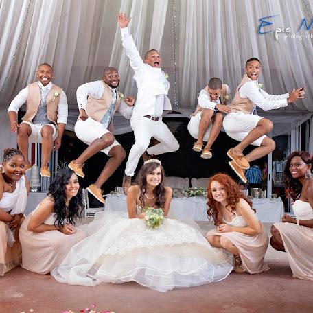 Wedding photographer Pieter Van wyk (epicpieter). Photo of 03.05.2017